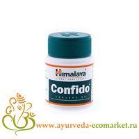 """Фото 4299: """"Конфидо"""", 60 таблеток, производитель """"Хималая"""", Confido, 60 tabs. Himalaya"""