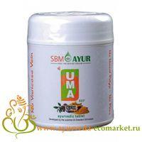 Юма таблетс, 60 таблеток, Производитель СБМ АЮР, Индия, UMA tablets, SBM AYUR, 60 tab